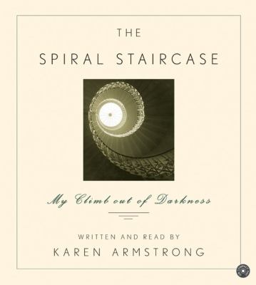 Cover image for The spiral staircase [my climb out of darkness]