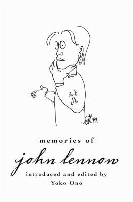 Cover image for Memories of John Lennon