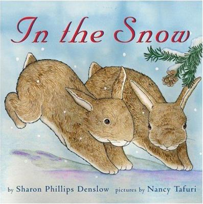 Cover image for In the snow