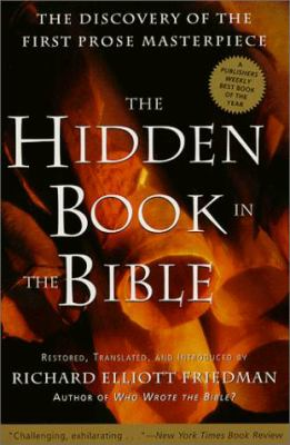 Cover image for The hidden book in the Bible