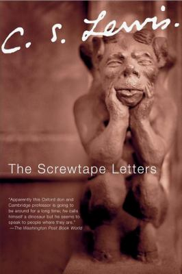 Cover image for The Screwtape letters ; with Screwtape proposes a toast