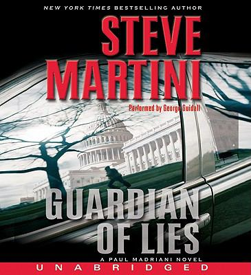 Cover image for Guardian of lies