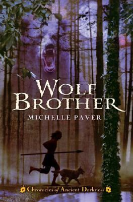 Cover image for Wolf brother