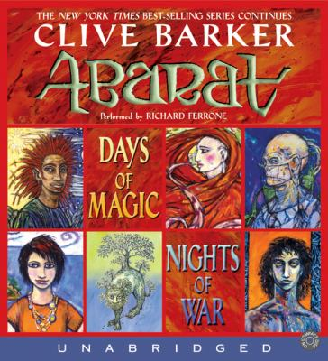 Cover image for Days of magic, nights of war