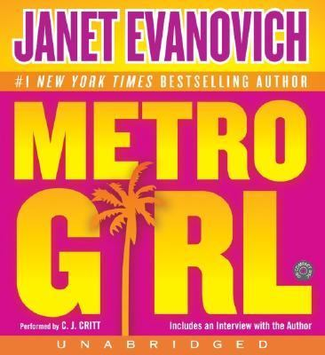 Cover image for Metro girl