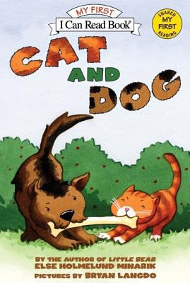 Cover image for Cat and dog