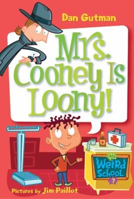 Cover image for Mrs. Cooney is loony!