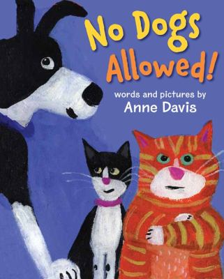 Cover image for No dogs allowed!