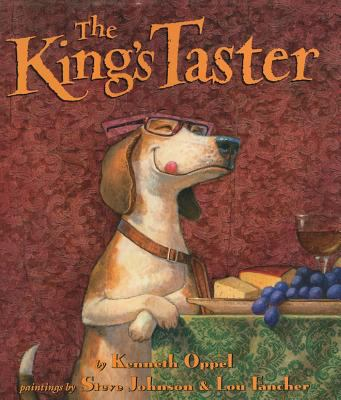 Cover image for The king's taster