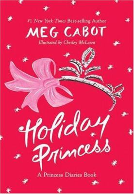 Cover image for Holiday princess