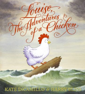 Cover image for Louise : the adventures of a chicken