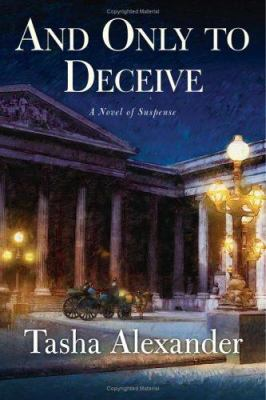 Cover image for And only to deceive