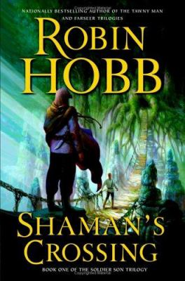 Cover image for Shaman's crossing