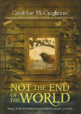 Cover image for Not the end of the world