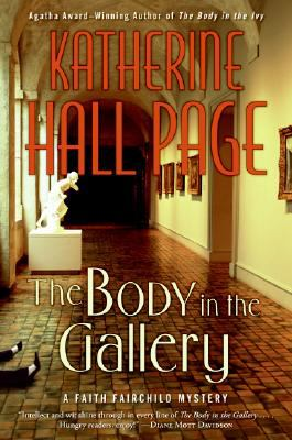Cover image for The body in the gallery : a Faith Fairchild mystery