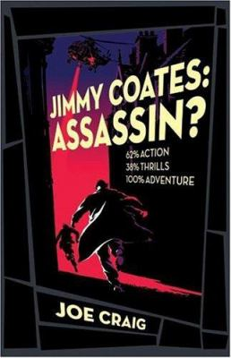 Cover image for Jimmy Coates, assassin?
