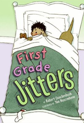 Cover image for First grade jitters
