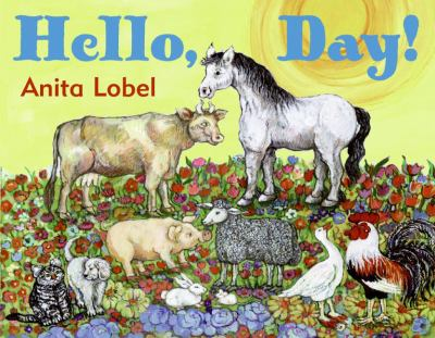 Cover image for Hello, day!