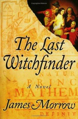 Cover image for The last witchfinder : a novel