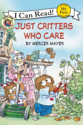 Cover image for Just critters who care