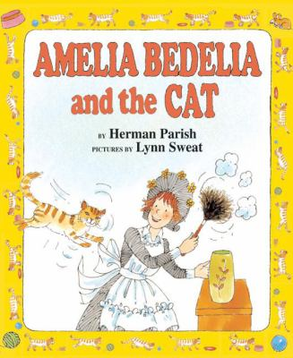 Cover image for Amelia Bedelia and the cat