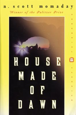 Cover image for House made of dawn