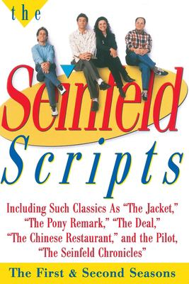 Cover image for The Seinfeld scripts : the first and second seasons