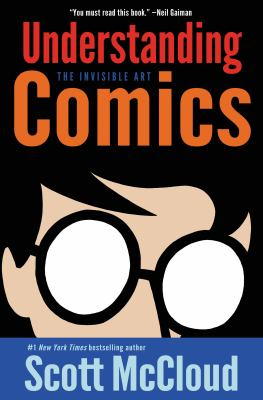 Cover image for Understanding comics : the invisible art
