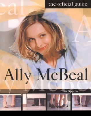 Cover image for Ally McBeal : the official guide