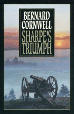 Cover image for Sharpe's triumph : Richard Sharpe and the Battle of Assaye, September 1803