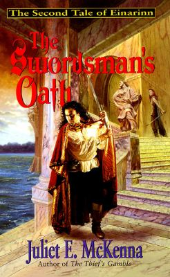 Cover image for The swordsman's oath : the second tale of Einarinn