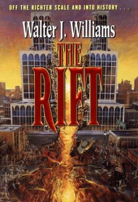 Cover image for The rift