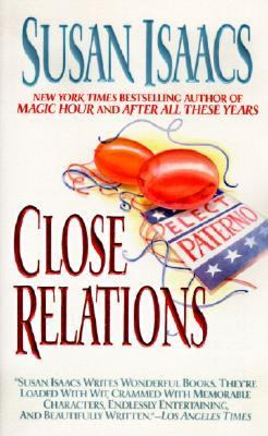 Cover image for Close relations