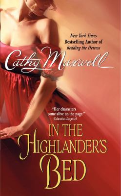 Cover image for In the highlander's bed