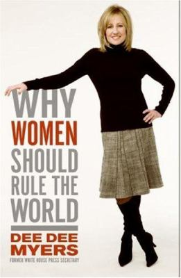 Cover image for Why women should rule the world