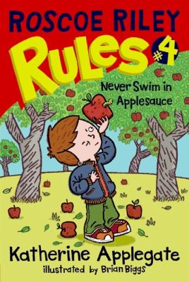 Cover image for Never swim in applesauce