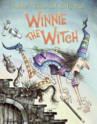 Cover image for Winnie the witch