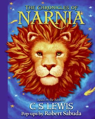 Cover image for The chronicles of Narnia : pop-ups