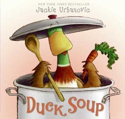 Cover image for Duck soup