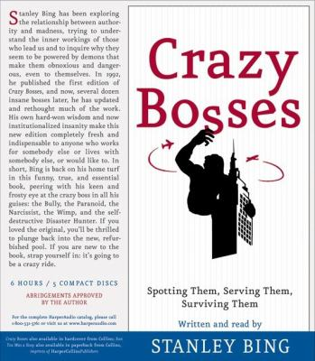 Cover image for Crazy bosses &, Sun Tzu was a sissy