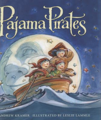 Cover image for Pajama pirates