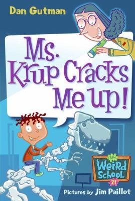 Cover image for Ms. Krup cracks me up!