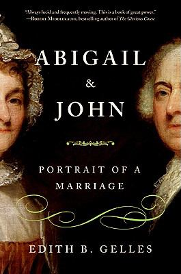 Cover image for Abigail & John : portrait of a marriage