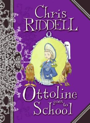Cover image for Ottoline goes to school