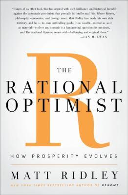 Cover image for The rational optimist : how prosperity evolves