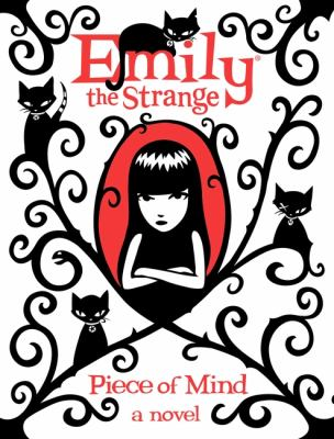 Cover image for Emily the Strange : piece of mind