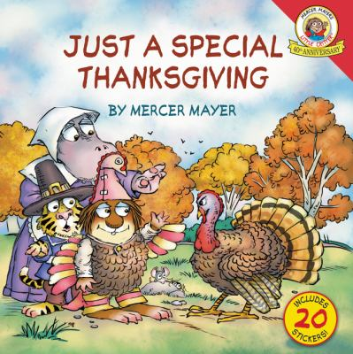 Cover image for Just a special Thanksgiving
