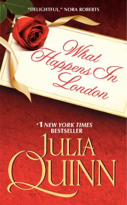 Cover image for What happens in London