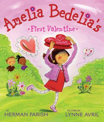 Cover image for Amelia Bedelia's first Valentine