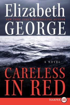 Cover image for Careless in red : a novel